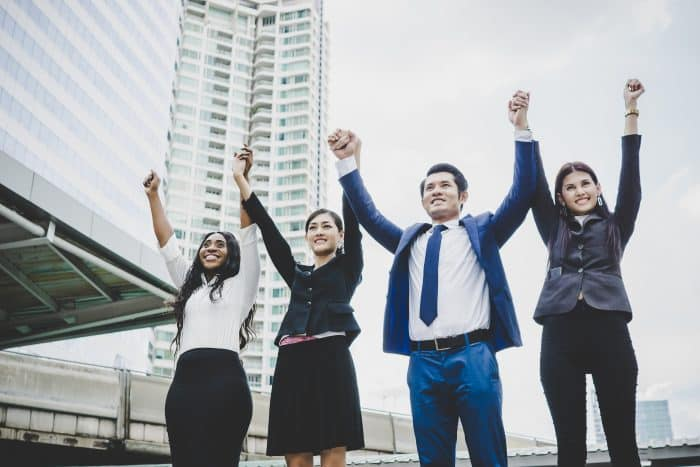 えーかおキャリアで就職・転職を成功させる4つのポイント