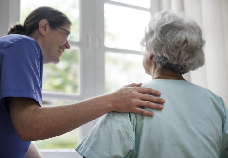 介護福祉士 転職