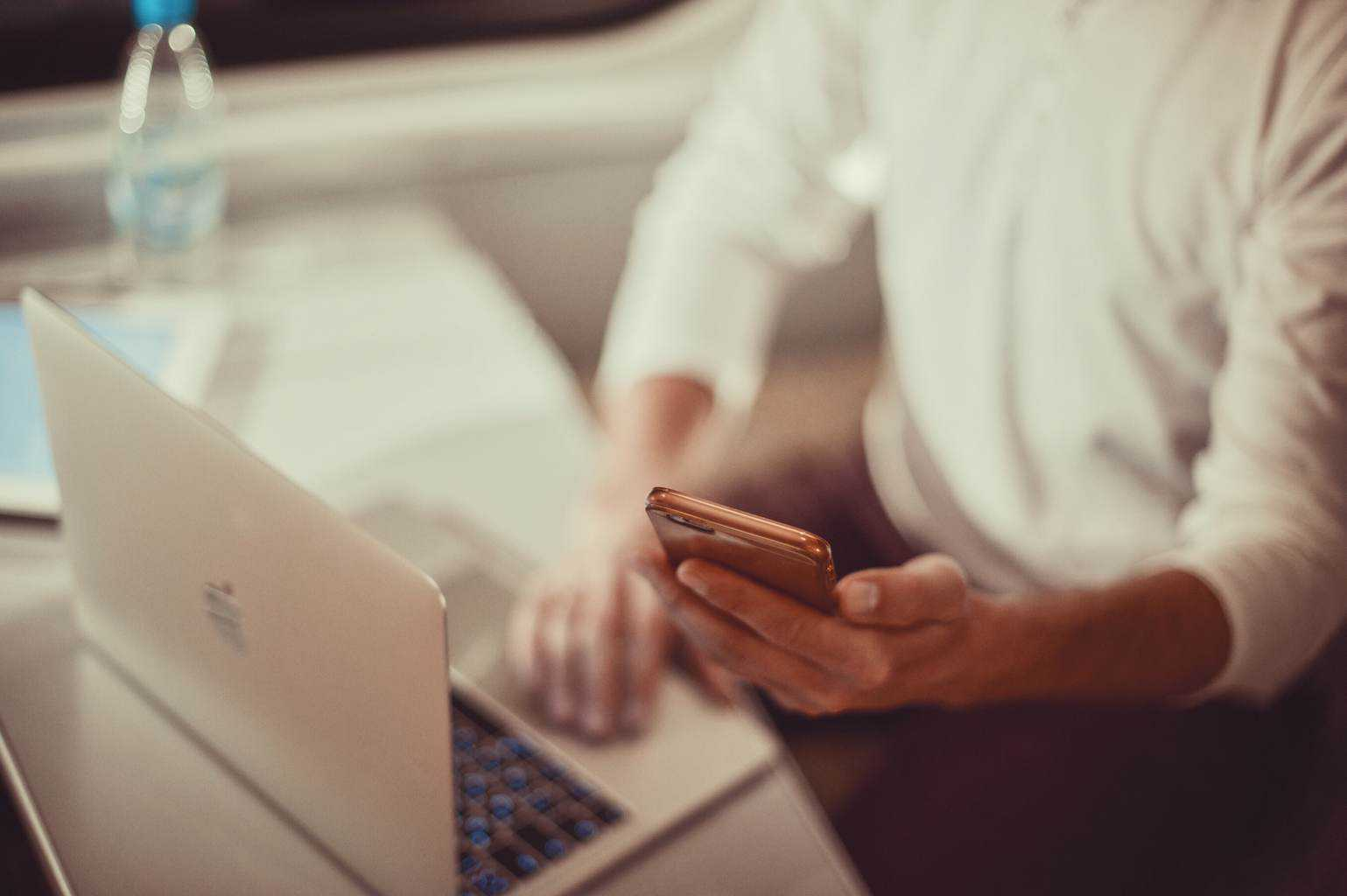就職shopを利用した登録から内定までの4ステップ