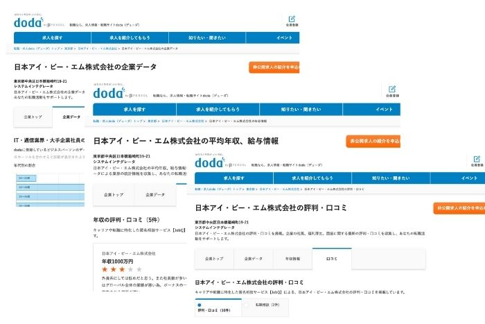 IBM-doda