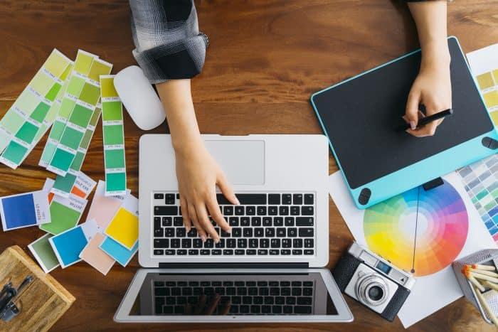 クリエイター職の種類・仕事内容・求人情報