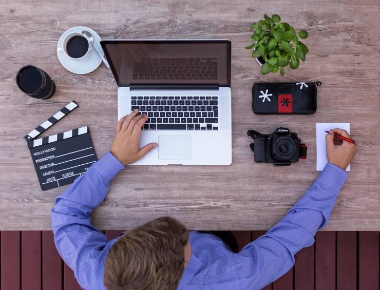 映像業界への転職