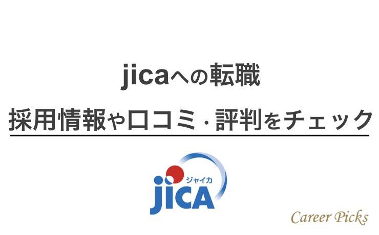 jicaへの転職