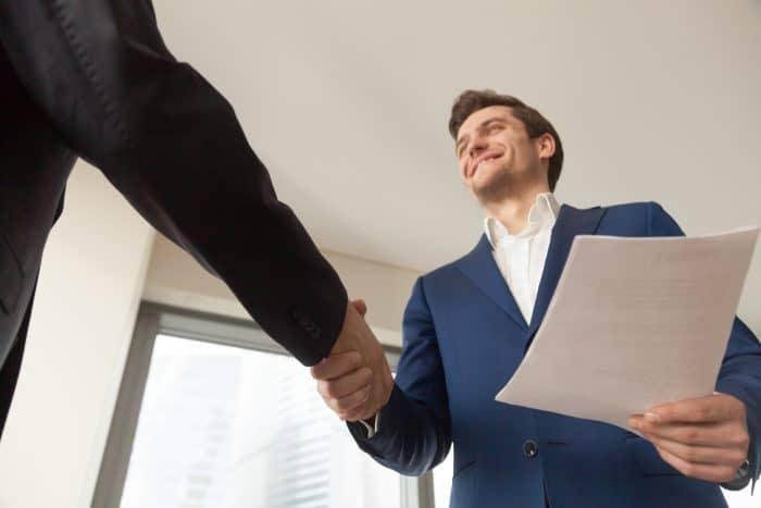 Web系企業に求職者を紹介する転職エージェント