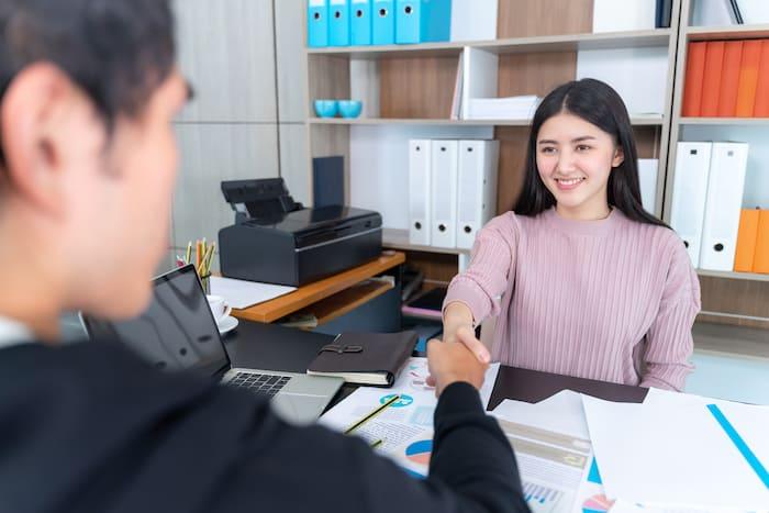 営業事務への転職成功の秘訣