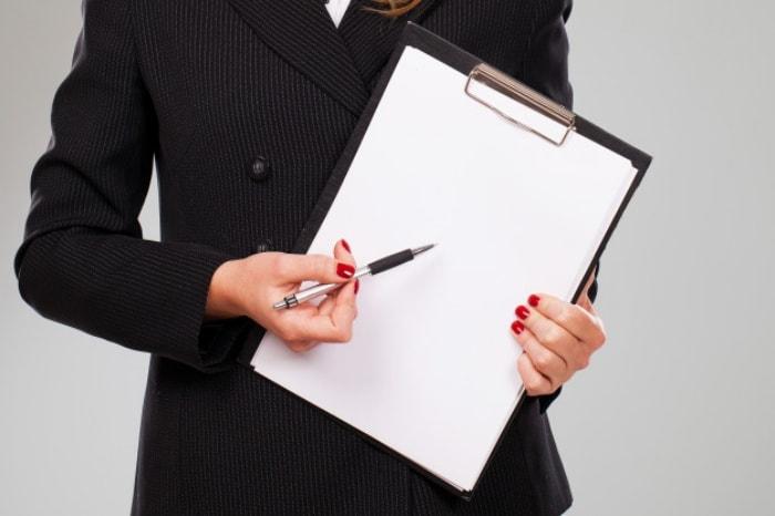 転職面接当日の持ち物チェックリスト
