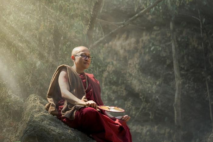 仏教では「人生は虚しいもの」と定義している