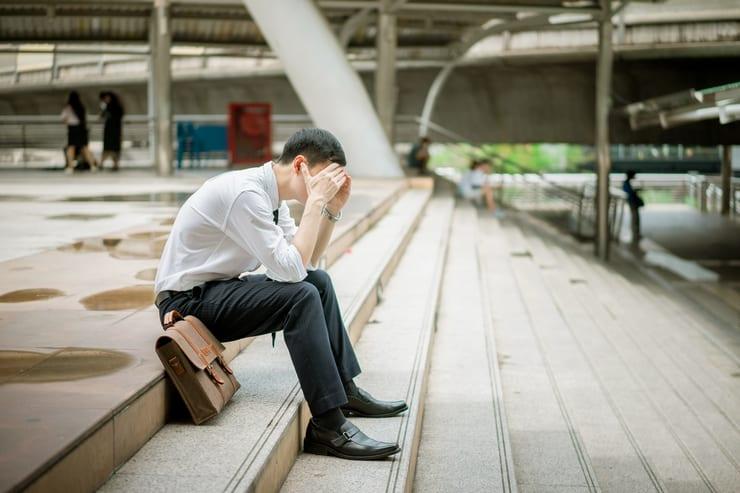人生が虚しいと感じ疲れたあなたへ!虚しさの原因と対処法を徹底解説