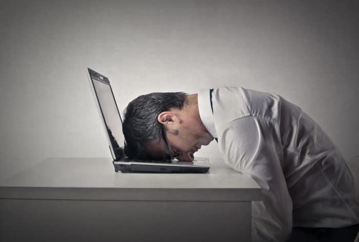 仕事がめんどくさい時に注意すべき身体のサイン