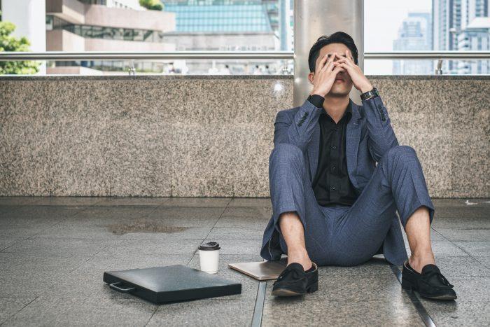 中高年の転職に失敗する人の特徴