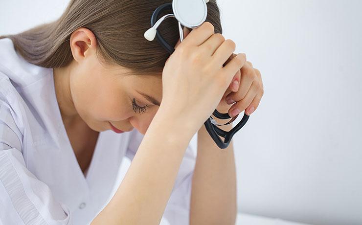 仕事に行きたくない!看護師のつらさを解消する「ココロの処方箋」
