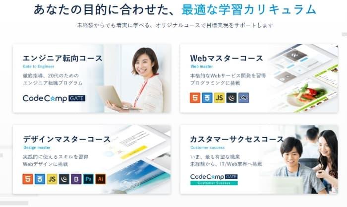 codecamp_コース