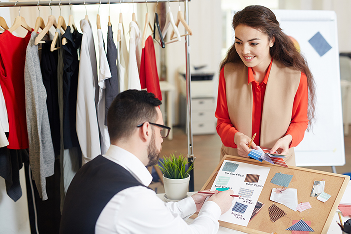 ファッション・アパレル業界の働き方とは?