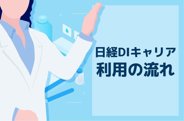 日経DIキャリアの登録から応募までの全5ステップ