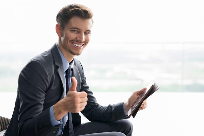 男の退職代行の利用方法