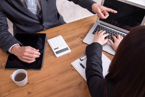 転職成功のポイントは情報収集