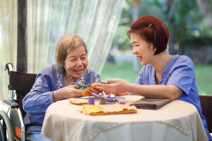 訪問看護と訪問介護の違い4つ