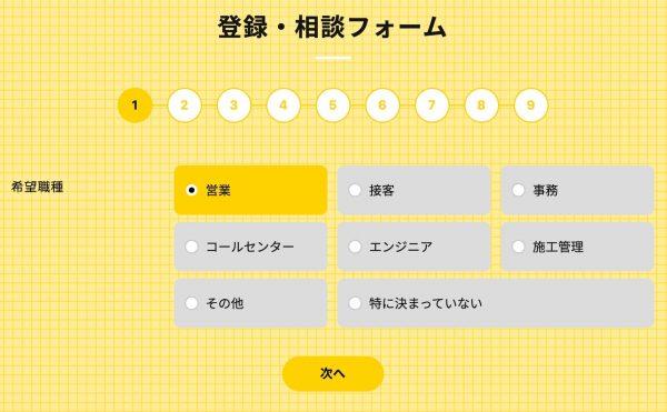 MIYAKO TICKETの登録