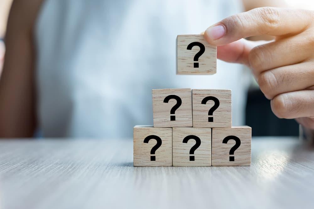 転職活動の疑問点
