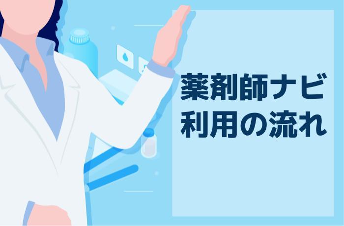 薬剤師ナビへの登録から応募までの全5ステップ