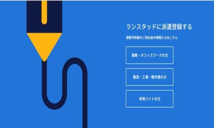 【外資系企業でキャリア形成!】ランスタッド