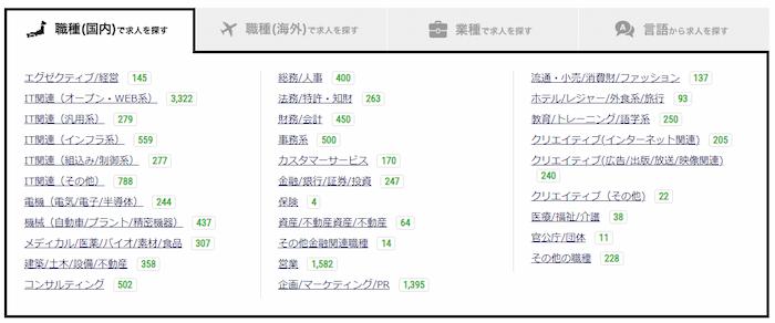 daijob.com 求人