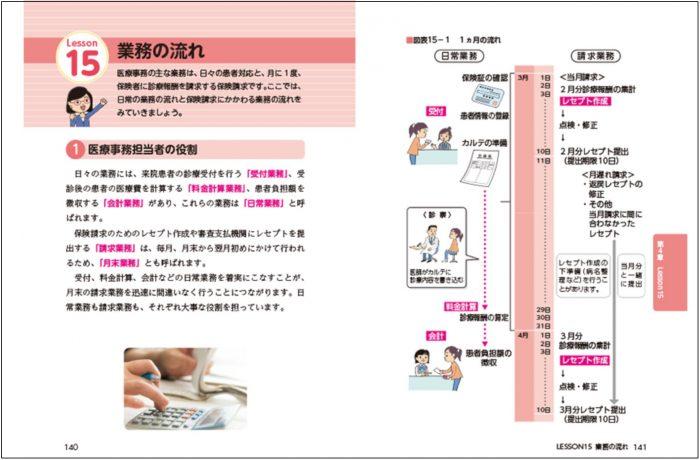 ユーキャン医療事務講座テキスト